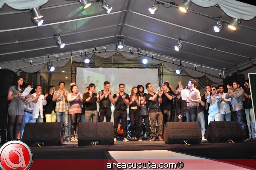 Gran Concierto de Navidad 2012 Unicentro