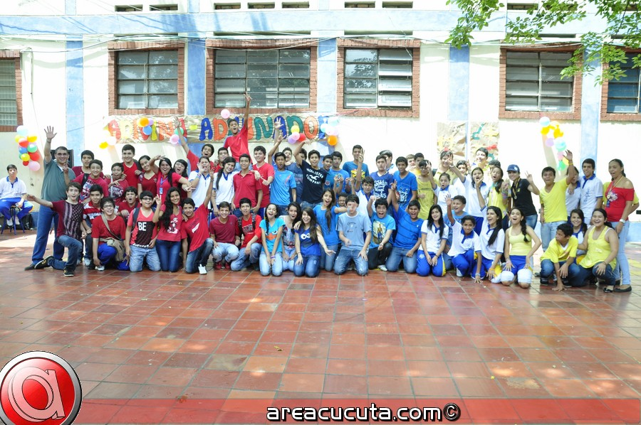 Rally Matemático Colegio La Salle.