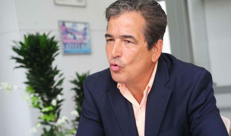 """""""Los  dueños  del  Cúcuta  deben  ser  ustedes (hinchas)""""  Jorge  Luis  Pinto"""