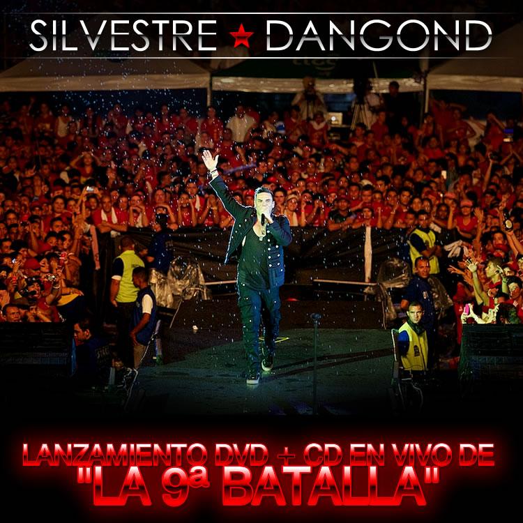 """Lanzamiento DVD + CD en vivo de """"LA 9ª   BATALLA"""""""