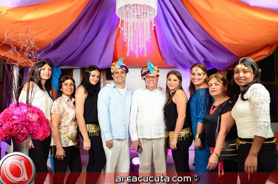 Fashion rio 2017 - Fiesta Arabe En El Xvii Aniversario De Fogan S A