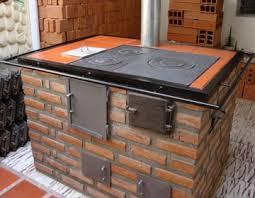 En marcha proyecto de cocinas ecoeficientes para norte de - Estufas de lena con horno de hierro fundido ...