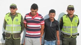 CAPTURADOS POR EXTORSION EN VILLA DEL ROSARIO