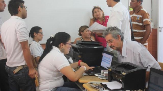 FERIA DE SERVICIOS SOCIALES, EN LA COMUNA 1