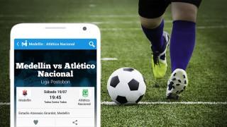 Foto app mi.tv parrilla Liga Postobón 2014 Arch Part