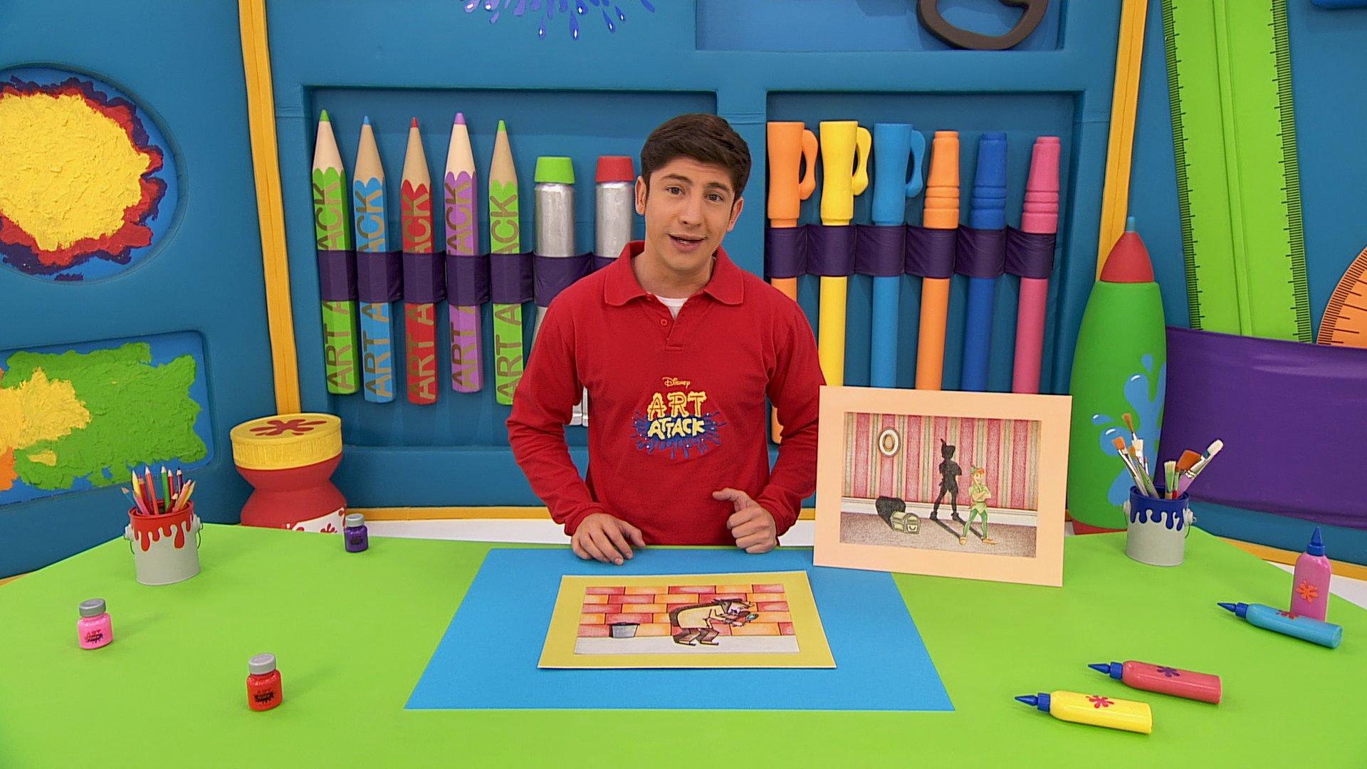 En agosto disney junior estrena la nueva temporada de junior express y art attack - Manualidades art attack ...
