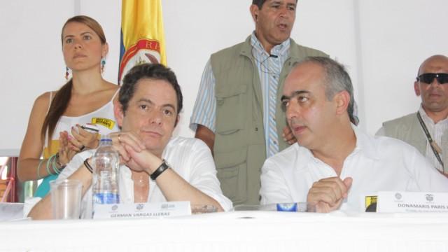 ALCALDÍA DISPONE MEDIDAS POLICIALES PARA VISITA DEL VICEPRESIDENTE DE LA REPÚBLICA