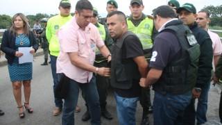 EXPULSION A VENEZUELA DE LIDER DE BANDA DELINCUENCIAL (7)
