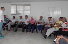 EL JUEVES 28 DE MAYO, SE REUNE CUARTA MESA DE TRÁNSPORTE PÚBLICO SECRETARIO DE TRÁNSITO