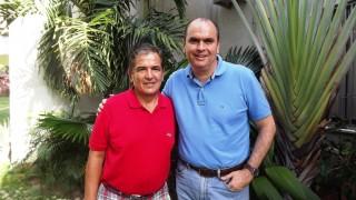 Carlos Luna se comprometió a recuperar el Cúcuta   Deportivo