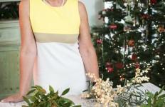 Decoración navideña con Llilla Moreno