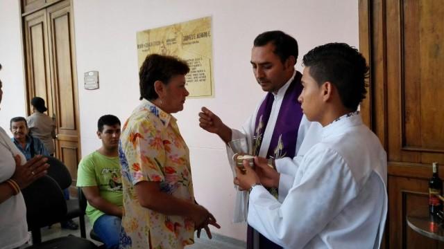 Gobernación inicia la Cuaresma con mensaje papal (6)