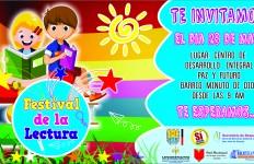 Festival de la Lectura.