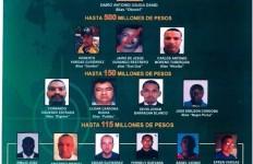 LOS 20 MAS BUSCADOS POR LA POLICIA NACIONAL