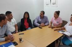 Reunión de alcaldes- Bono del agua 2