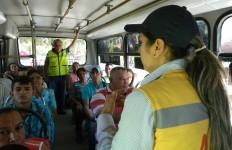 Secretaría de Tránsito Departamentla y Consesionaria San Simón S.A. - Soy peatón responsable (2)