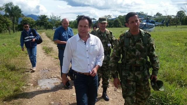 Acuerdos logrados con los U'wa y el Gobernador de Norte de Santander (1)