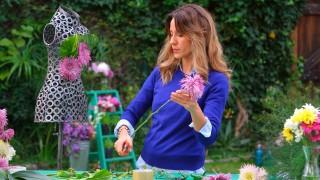 Anika Cundo - programa Decora con Flores - Canal de TV Mas Chic1