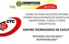 CTC FIRMA NUEVO CONVENIO CON (COOMPECENS), PROCESO QUE AGILIZARÁ TRÁMITES ADMINISTRATIVOS Y ACADÉMICOS