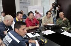 Consejo departamental del Riesgo afectación vereda La Camacha en Toledo (4)
