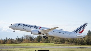 20161108 Air France Ln500 Takeoff &Taxi