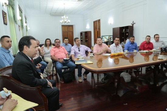 Reunión con representantes de Chinácota (10)