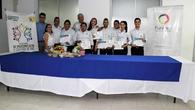 ALCALDÍA DE CÚCUTA APOYA INICIATIVAS DEL POSCONFLICTO EN LA CIUDAD