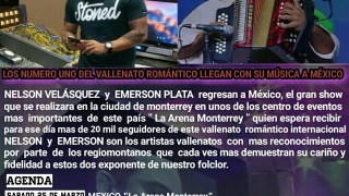 BOLETIN GIRA MEXICO
