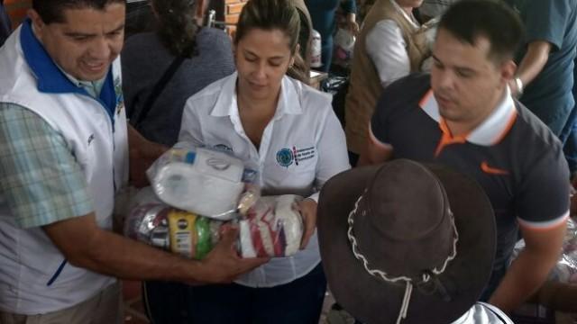 ENTREGA DE AYUDAS TÉCNICAS- PLAMPLONITA- SECRETARÍA DESARROLLO SOCIAL
