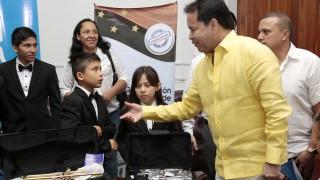 Entrega de instrumentos a banda Sinfónica Juvenil de Arboledas (6)