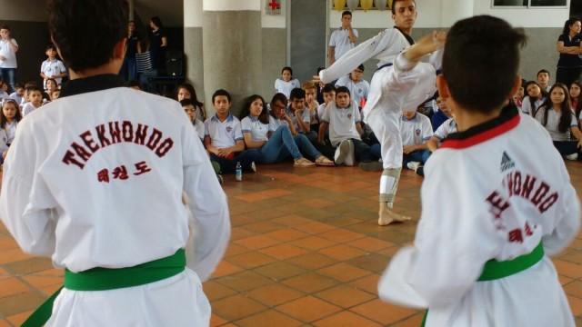 Indenorte promueve competencias deportivas en los colegios de la región (1)