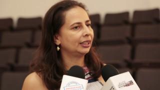 María Fabiola Cáceres, secretaria de Educación