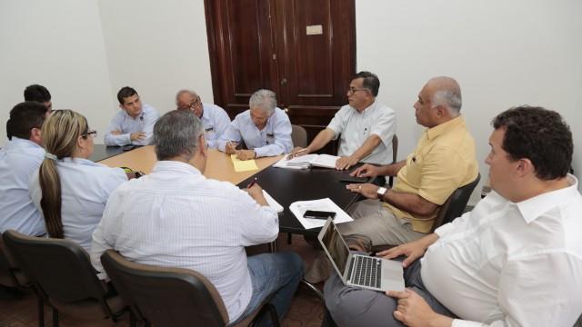 Reunión vía Gramalote (2)