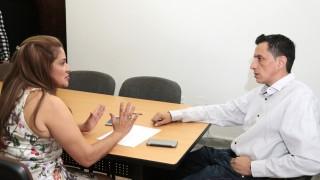 Reuni_n de Erika Santos, coordinadora de la Oficina de Alcaldes y Omar Alexander Dumes Montero,alcalde de Lourdes (1)