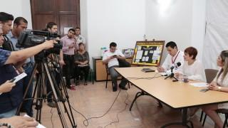 Rueda de Prensa con la directora de la Agencia de Renovación del Territorio, Mariana escobar Arango (2)