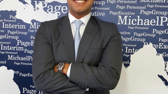 Sebastián Jaimes Senior Manager de las divisiones industria de ventas y mercadeo, ingeniera y manufactura y Oil and Gas