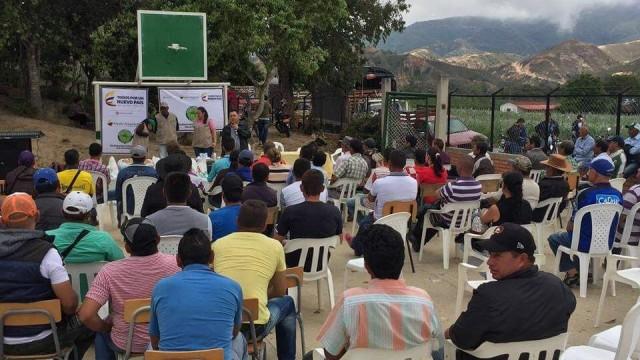 Secretaría de Desarrollo Económico - Correría por la Provincia de Ocaña para el beneficio agrícola del sector (6)