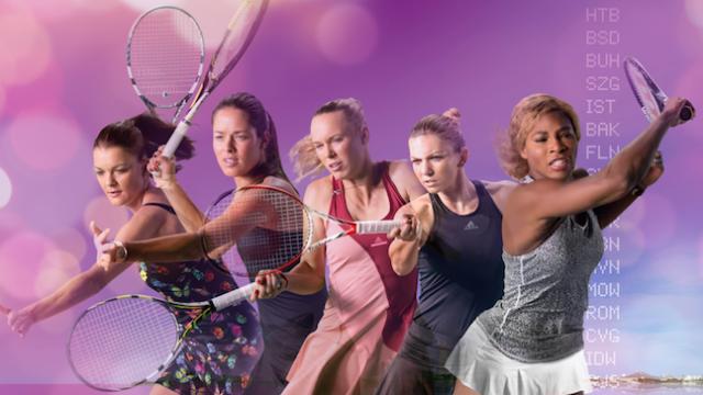WTA Canal Sony