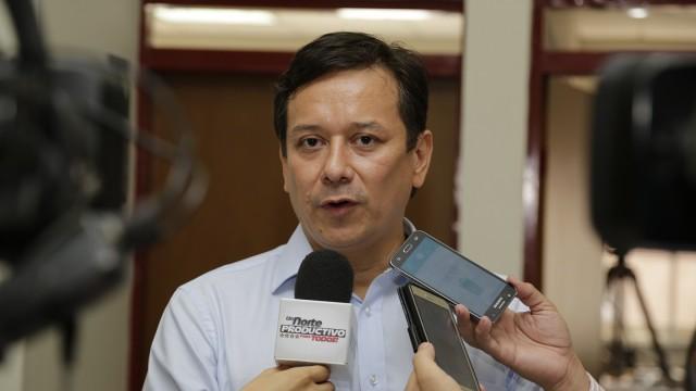 Juan Carlos Uribe Sandoval, Secretario de Vivienda y Medio Ambiente