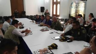 Consejo de Seguridad para los comicios electorales de Ocaña - Secretaría de Gobierrno de Norte de Santander (2)