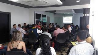 Coordinadores de Gesti_n del Riesgo se re_nen para aerticular acciones preventivas en la regi_n - CDGRD