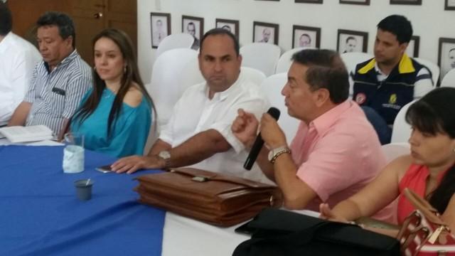 Encuentro gubernamental analiza situación en Guamalito, tras ataque a oleoducto por parte del Eln (3)