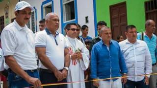 Pavimentación de la entrada a Villa Sucre - Secretaría de infraestructura Vial (3)