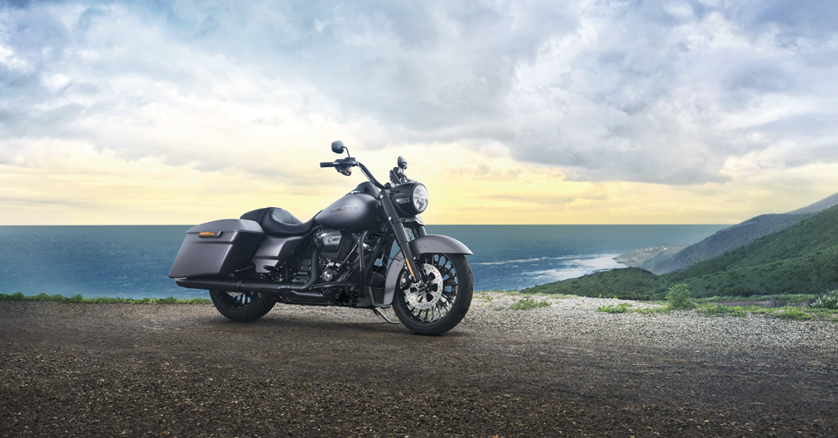 Road King® Special: La nueva Harley-Davidson® que rodará en Colombia ...