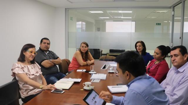 Secretaría de las TIC - Encuentro con entidad bancaria (2)