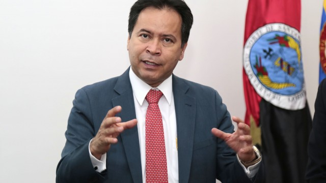 William Villamizar Laguado, Gobernador