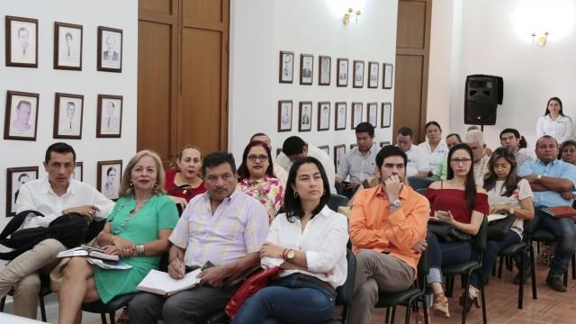 Reunión con los alcaldes del programa Mi Casa Ya (3)