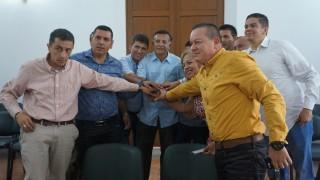 Alcaldes piden respeto por la vida de excalde secuestrado