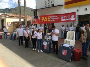El Gobernador entrega menaje en Bochalema - PAE (2)