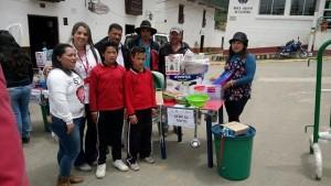PAE entrega menaje en Càcota (1)